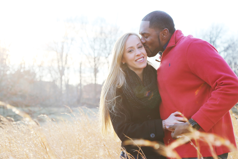 KELLI & SHERRONE - LOUISVILLE ENGAGEMENT PHOTOGRAPHY