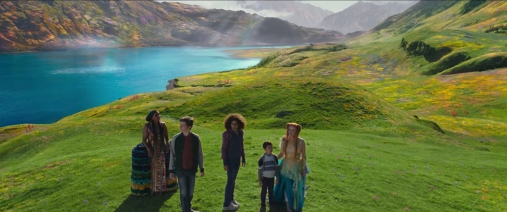 The Strange and Artful Worlds of A Wrinkle in Time