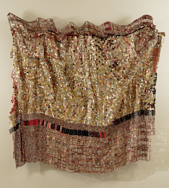 Textile Artists Weave 21st-Century Stories