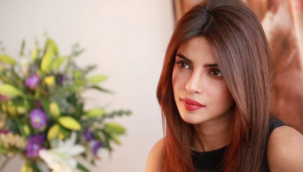 Priyanka Chopra - Toronto International Film Festival 2014 - Video on Production Page