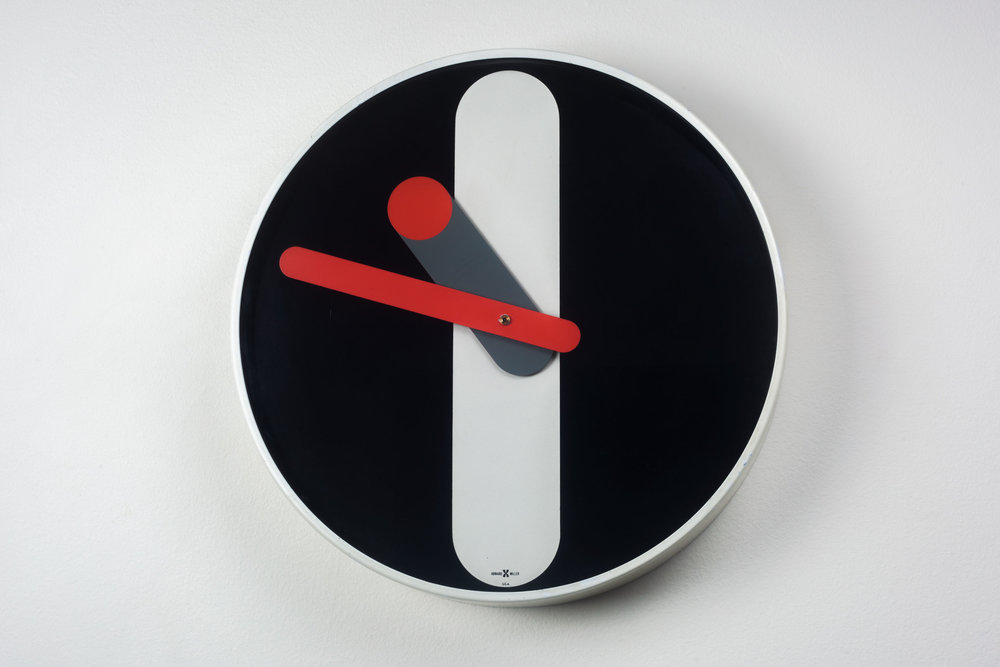 Wall Clock by George Nelson for Howard Miller, USA, 1950s