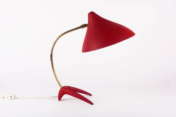 Lamp attributed to Louis Kalff for Stilnovo, Italy, 1950s