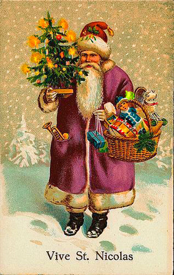 Happy Vintage Holidays