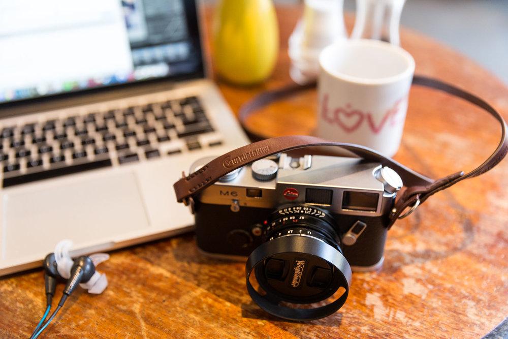 Buy A Custom Camera Strap