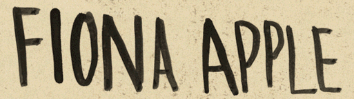 Fiona Apple Logo Header.png