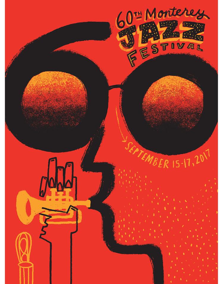 MJF 60th Annual Event Poster Revolve