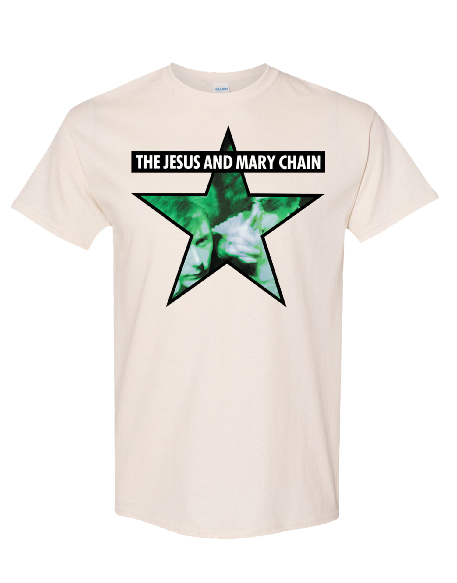 Jamc Automatic Mens Cream T Shirt