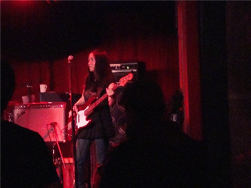 Live at Chop Suey in Seattle