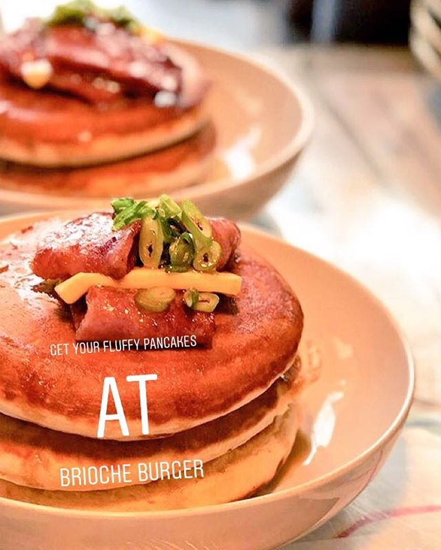 Brioche Burgers 5* rated Brunch menu served on the weekend 10:30-2:30pm . Voted as one of the best halal brunch Venus in London