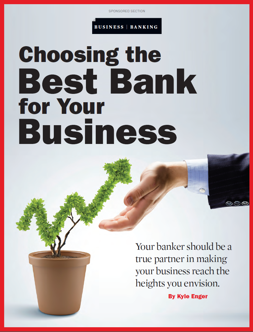 Choosing the Best Bank for Your Business
