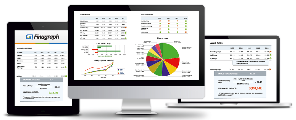 finagraph small business financial management software