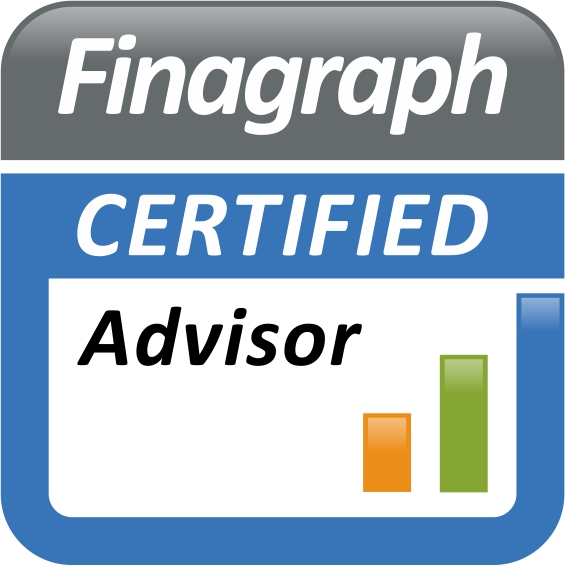 Finagraph Certified Advisor seal