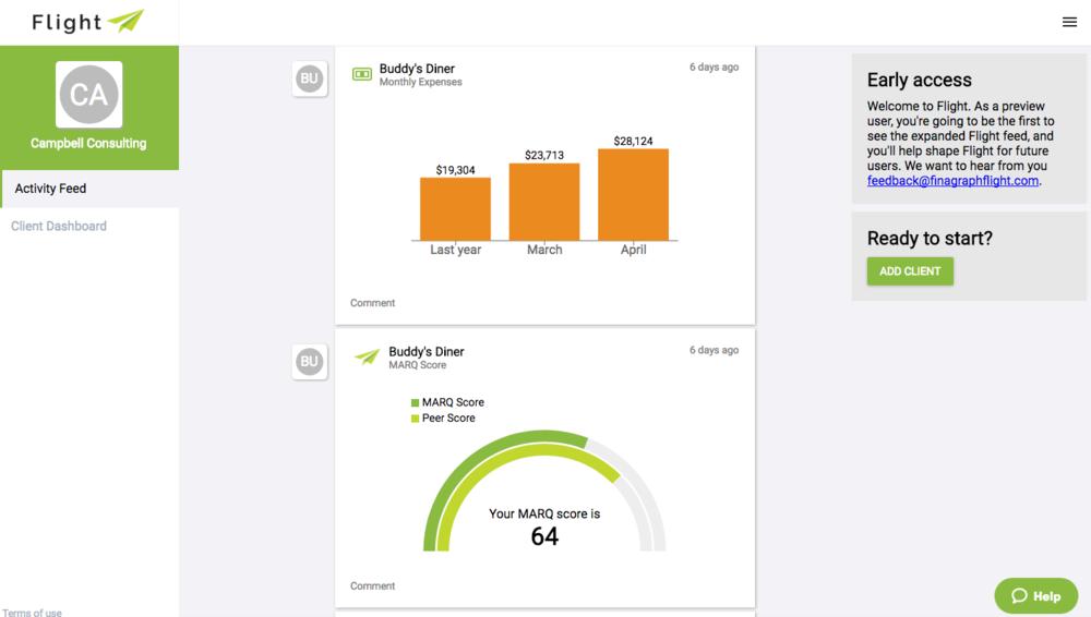 Download screenshot: Accountant view 1