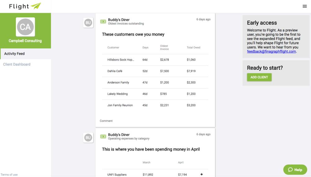 Download screenshot: Accountant view 2
