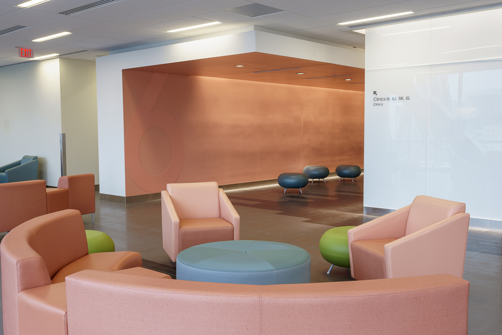 HKS Architects / VCU Children's Hospital