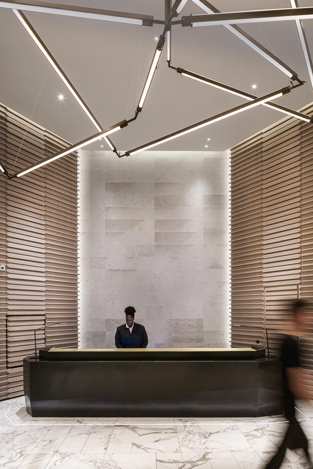 Studio Munge / William Vale Hotel