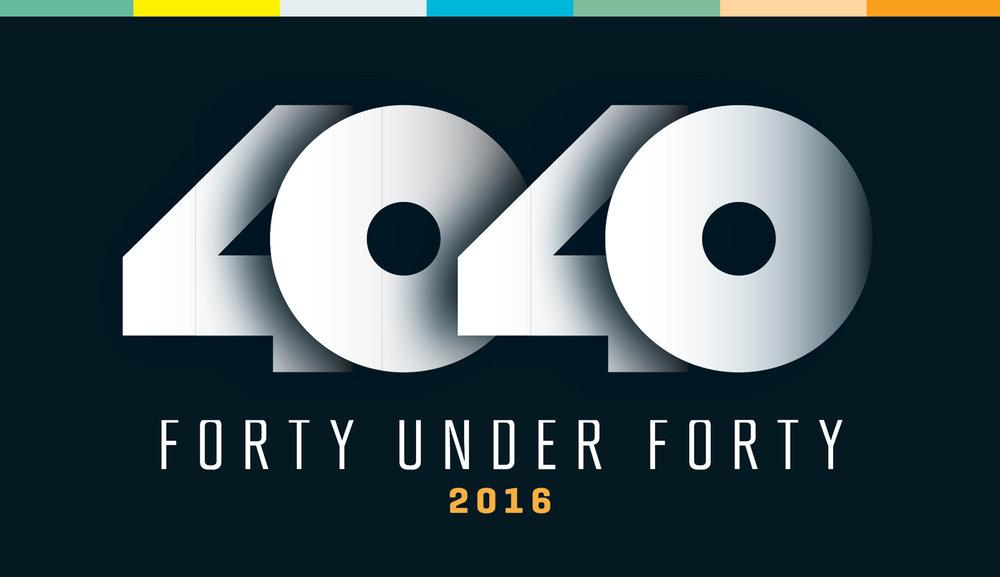 40 Under 40 2016