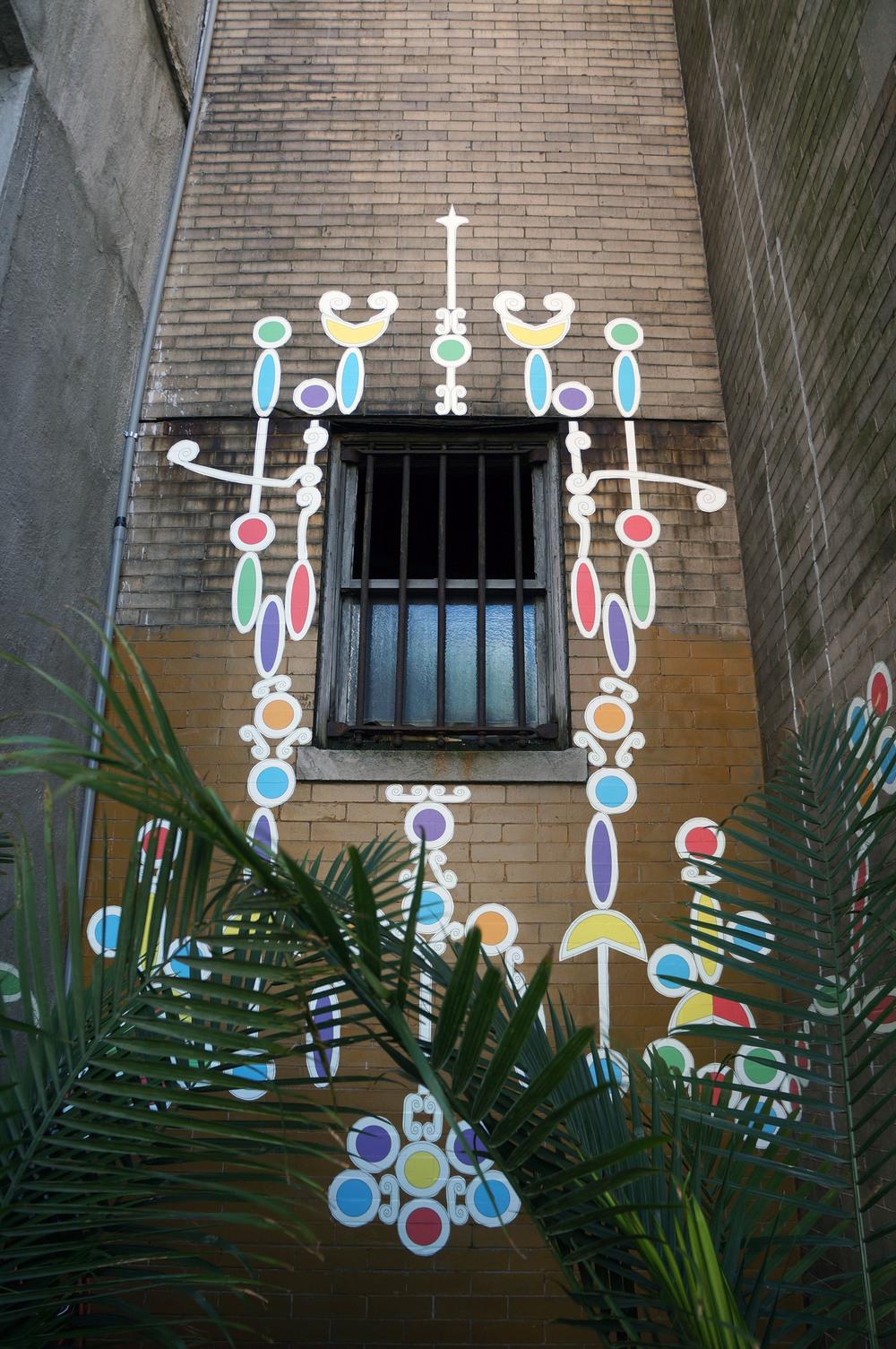 Exterior Installations Katherine Daniels
