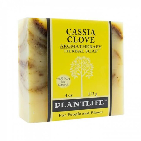 Cassia Clove Cinnamon Soap (by Plantlife)