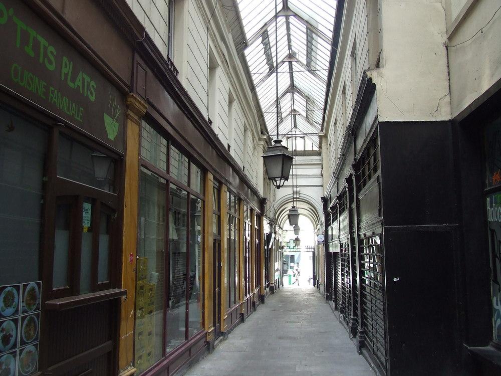 Maps a walk about paris for Portent of passage 6