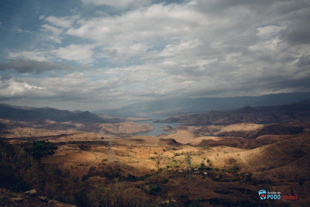 Southern Ethiopian landscape 2017