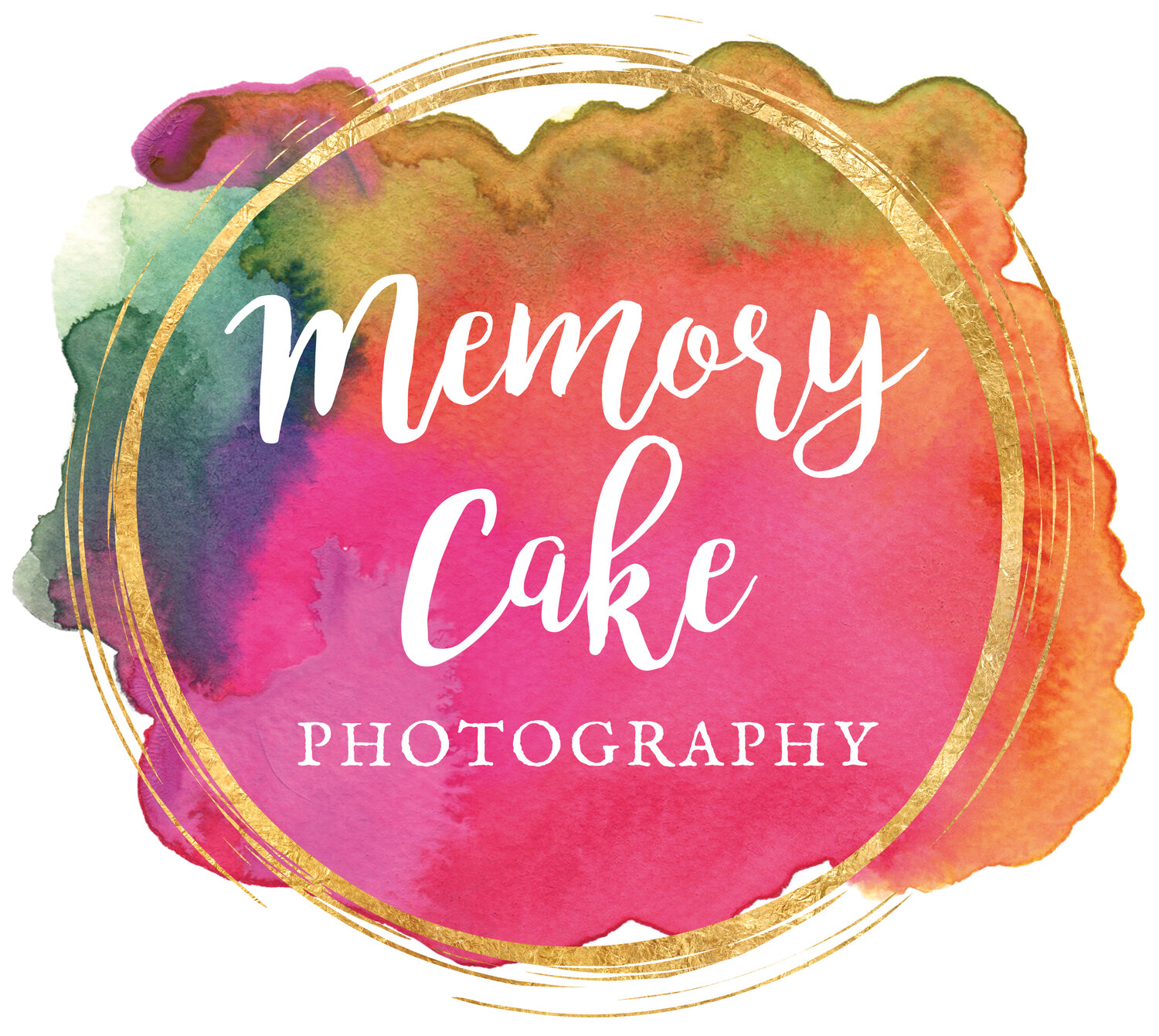 Memory cake photography