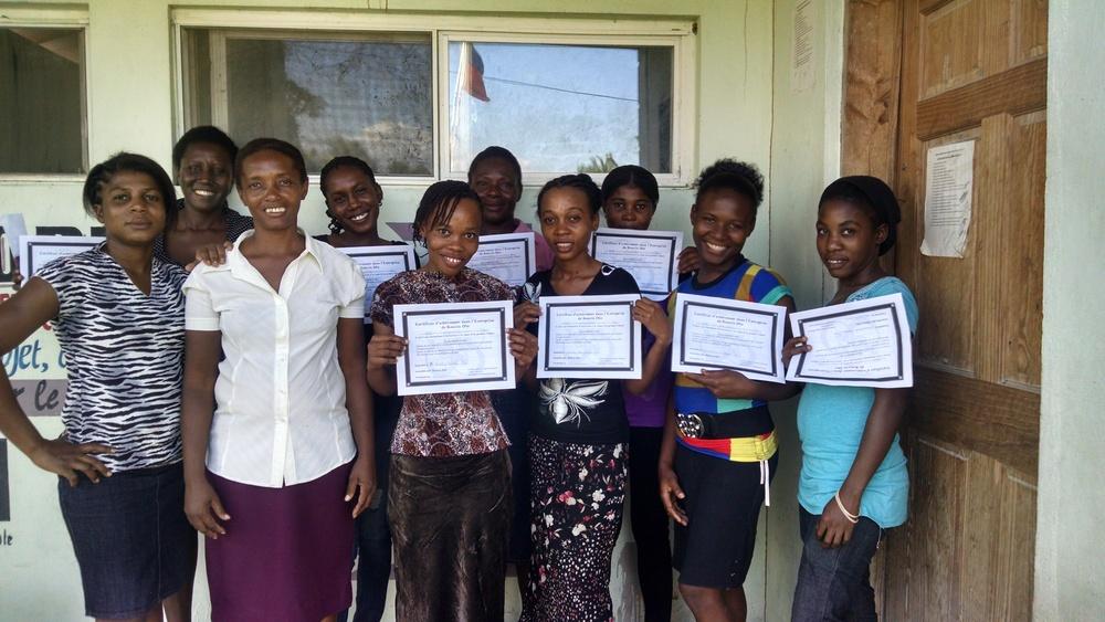 Fouji - SA_training_graduates.jpg