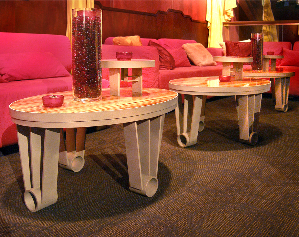 SMALL DECO TABLES - POSH