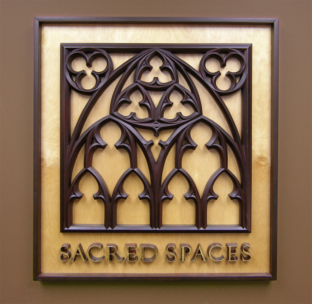 TRACERY - SACRED SPACES INC