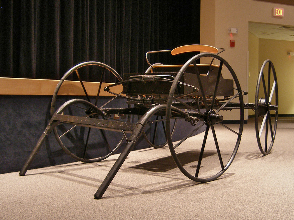 AMISH CART - ADVENTISTS ACADEMY