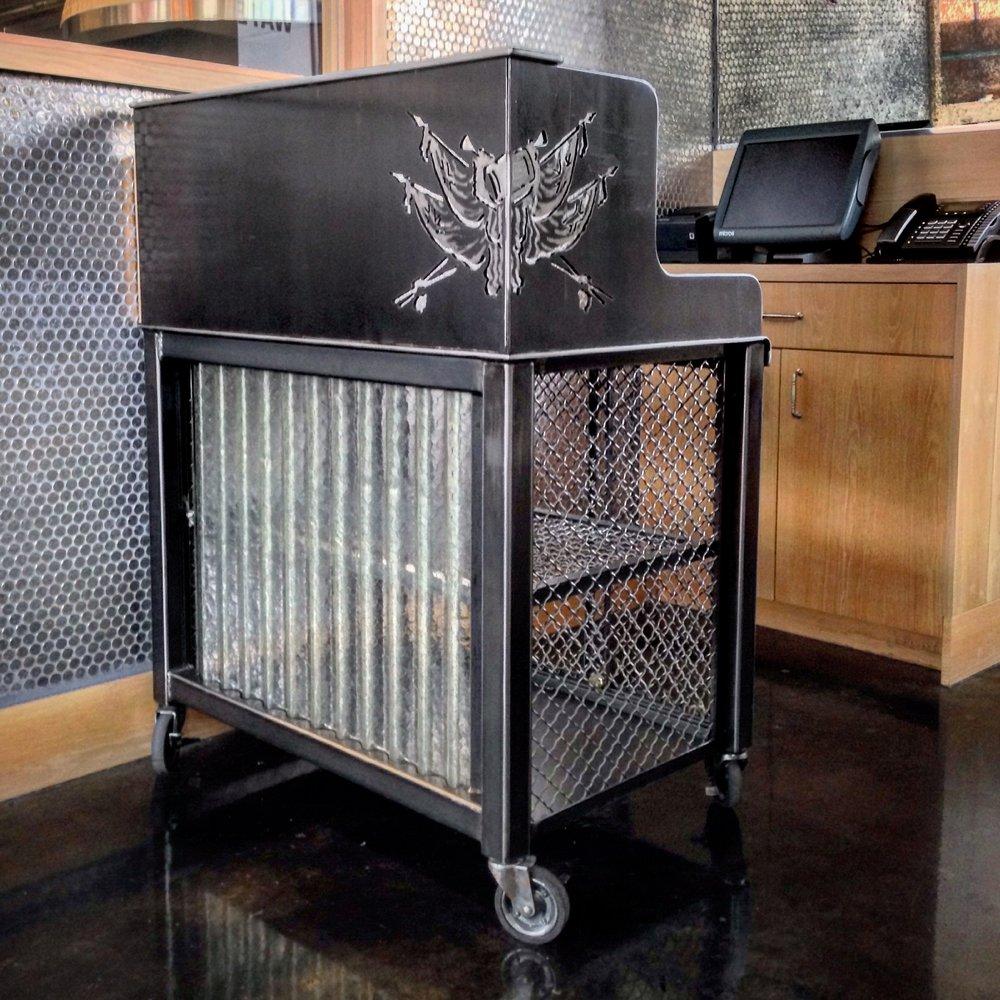 Host Stand - Declaration restaurant