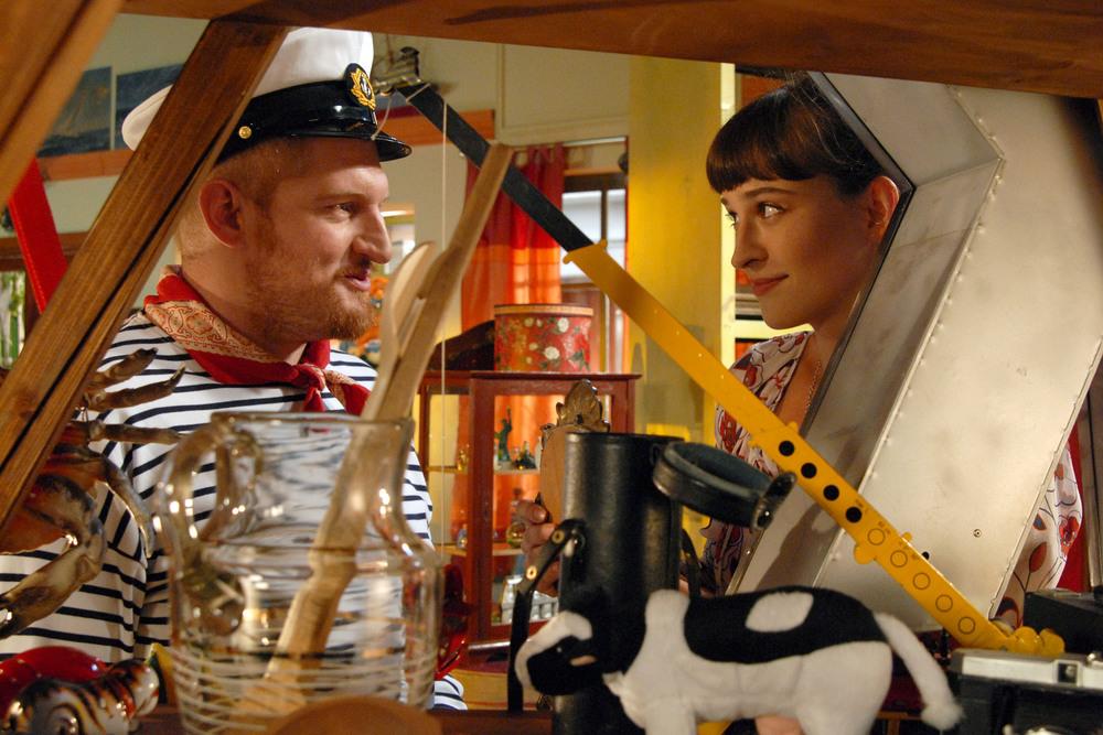 """""""Siebenstein: Rudi an Deck"""", Regie: Herwig Fischer, Berlin 2007"""