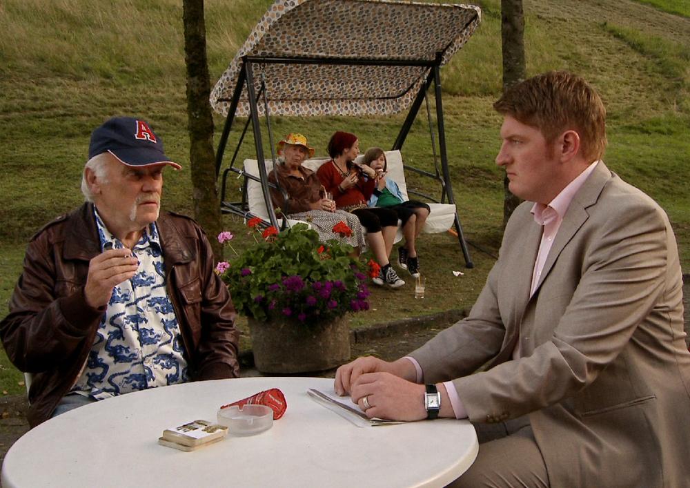 """""""Sohnemänner"""", Regie: Ingo Haeb, Schwarzwald 2010"""