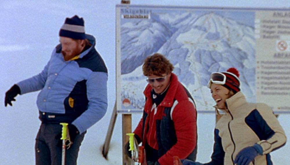 """""""Sie haben Knut"""", Regie: Stefan Krohmer, Wildschönau 2002"""