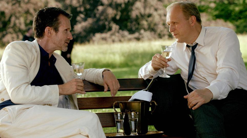 Trink'n ma noch a Glaserl Wein