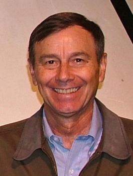 Bob Fish, author of Hornet Plus Three