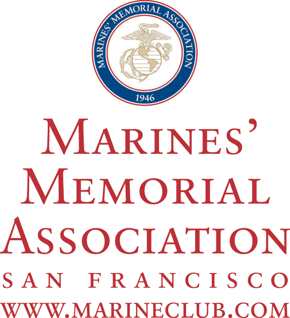 Marines' Memorial Association San Francisco logo