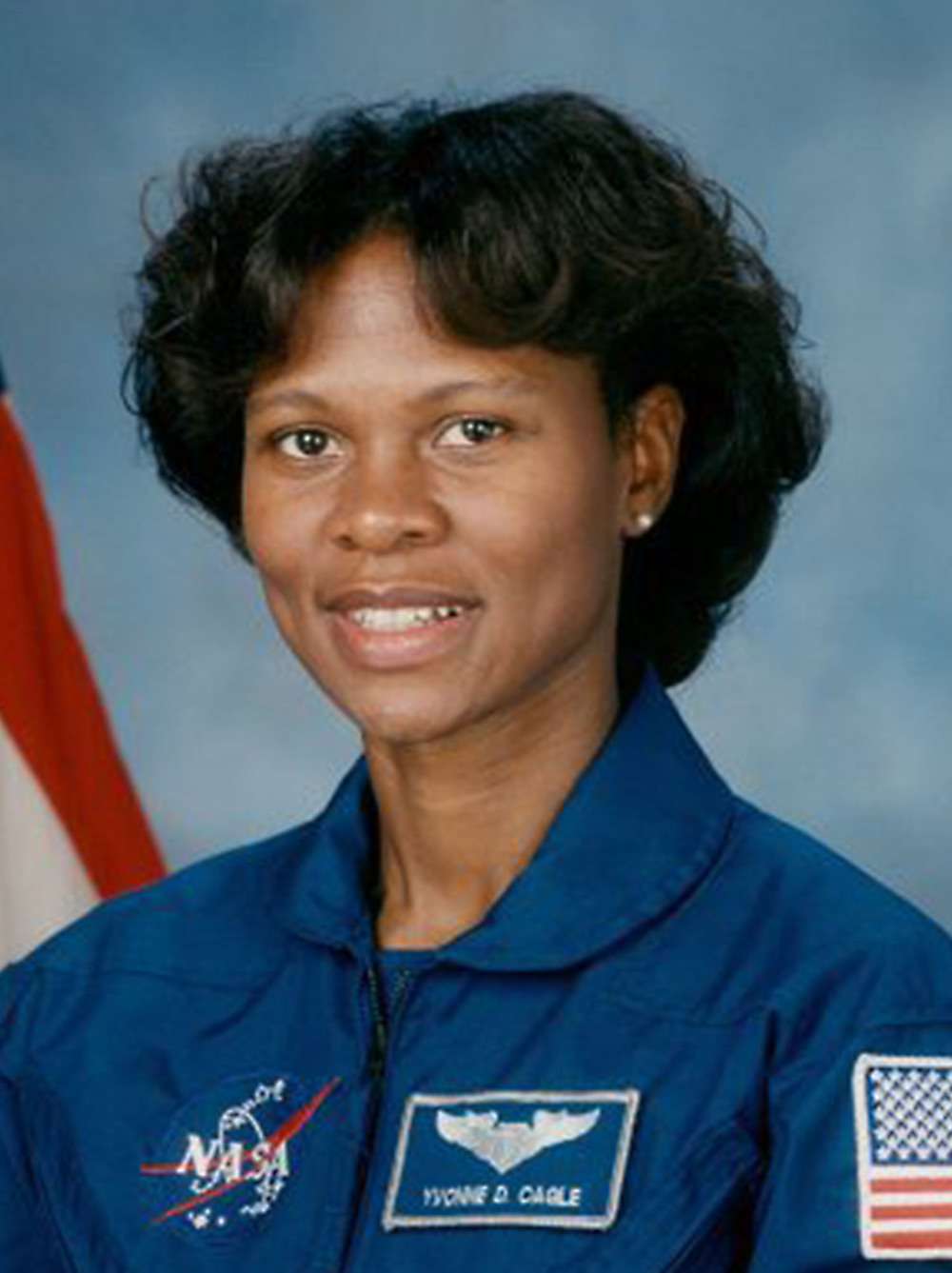 NASA shuttle astronaut & medical doctor