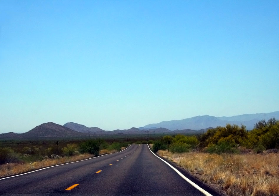 route 60, arizona