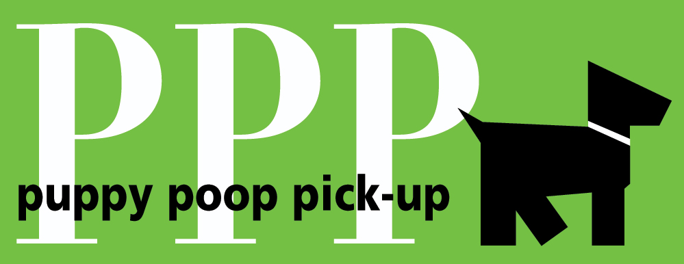 Puppy Poop Pick-Up