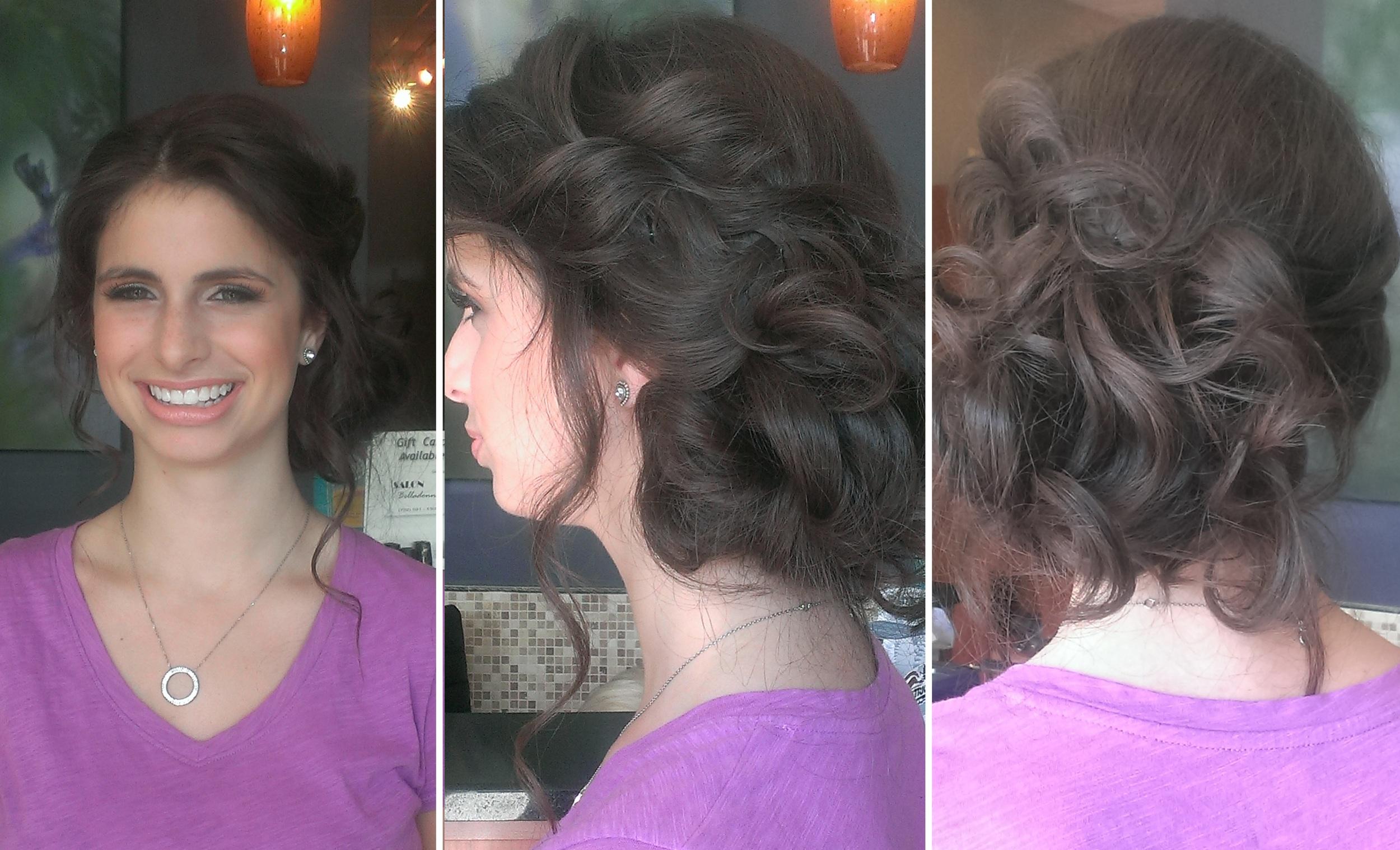 evening styles — salon belladonna