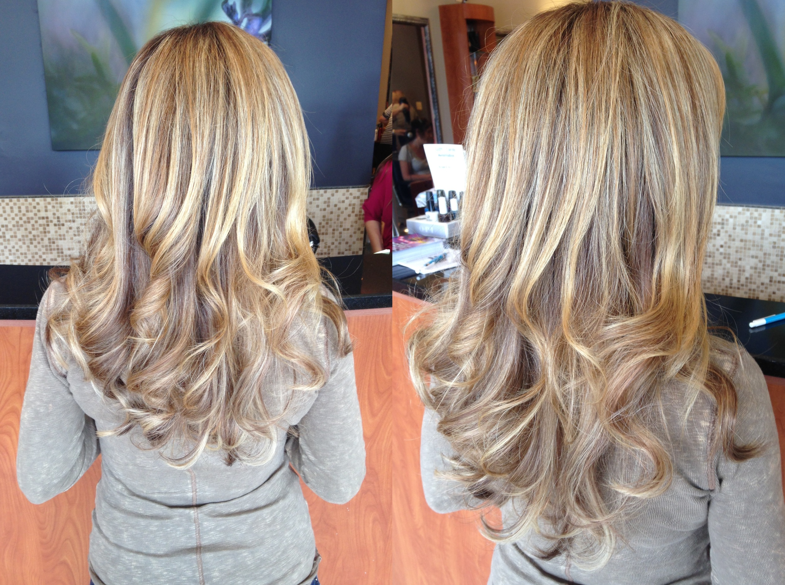 Hair extensions keratins salon belladonna great lengths tape extensions pmusecretfo Gallery