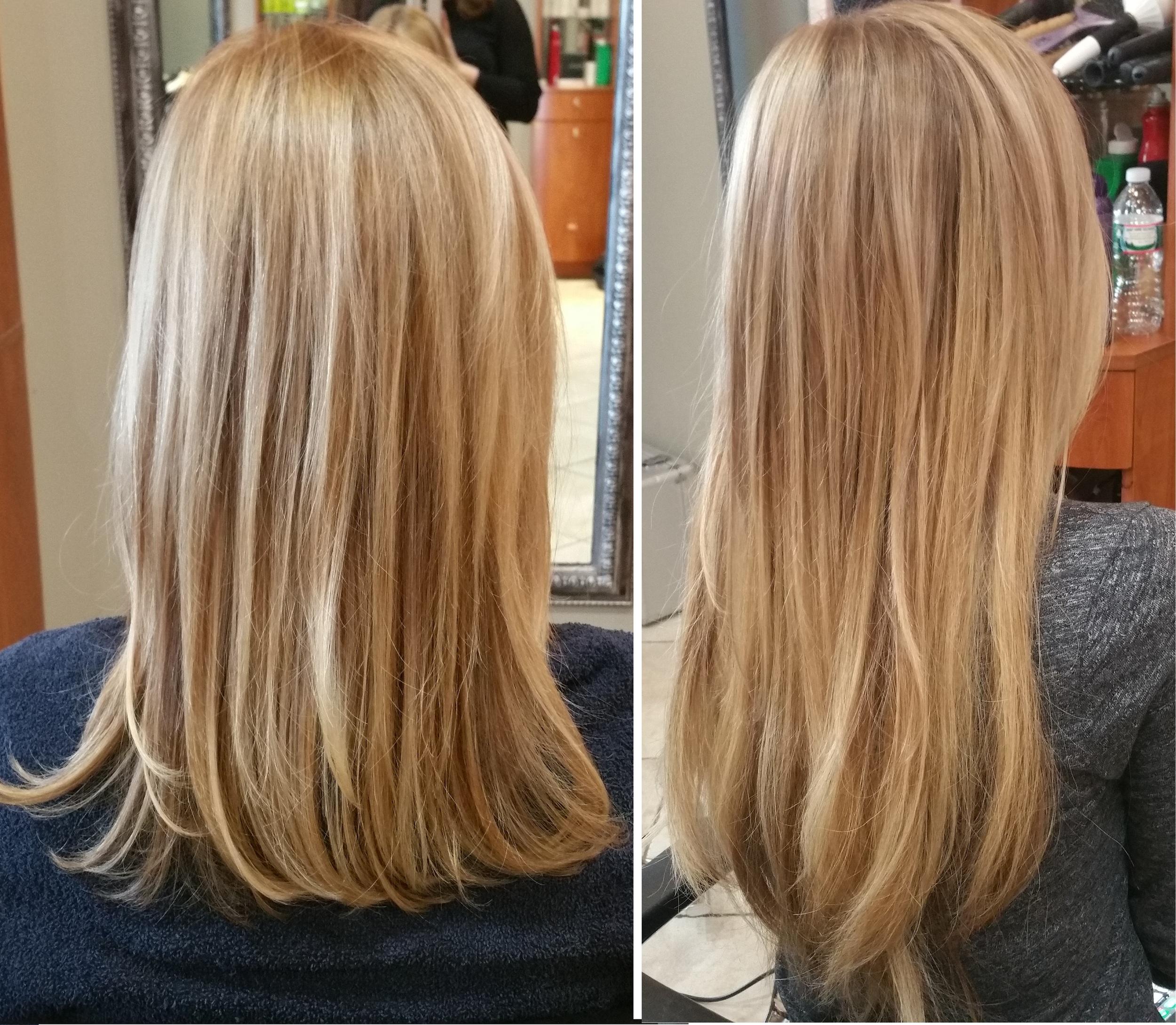 Hair Extensions Keratins Salon Belladonna