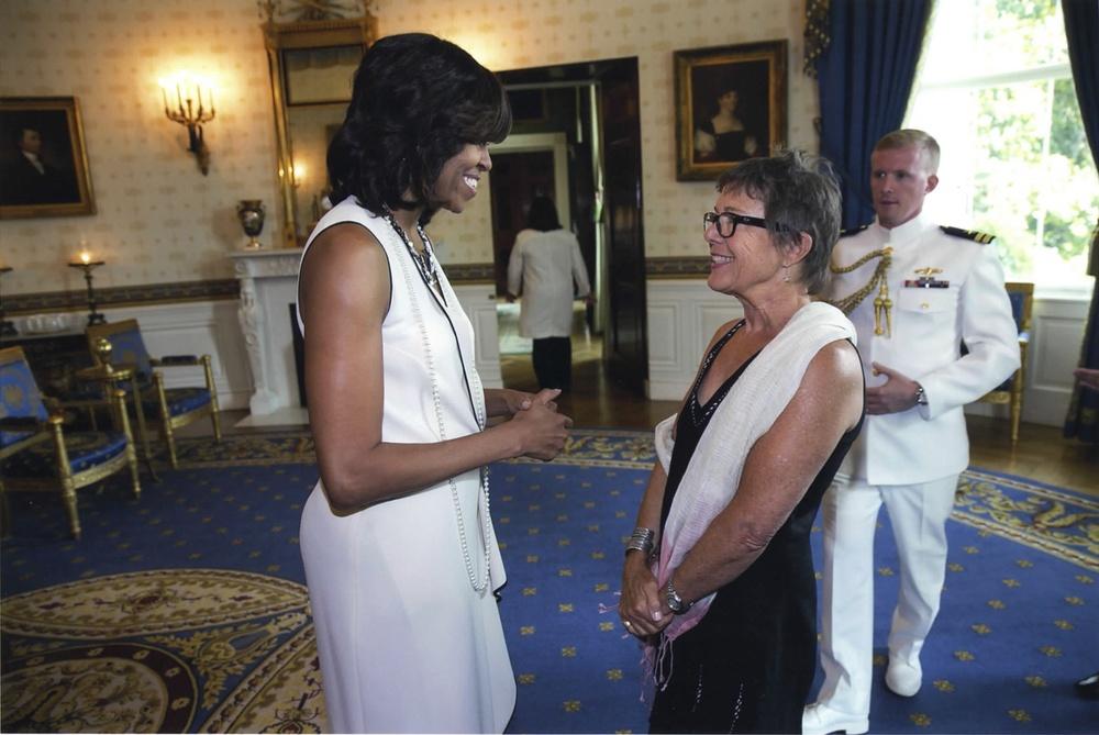 White House Historical Association reception, 2013