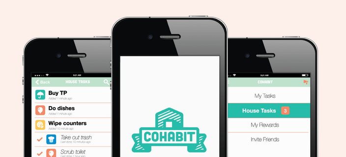 Cohabit: Roommate Management - I led several weeks of research efforts consisting of surveys and interviews, including intercepts at cafés and local university campuses.