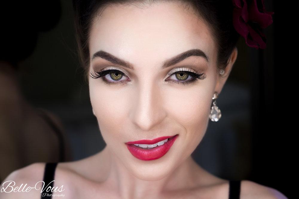 Brisbane Boudoir makeup Lingerie photography 2.jpg