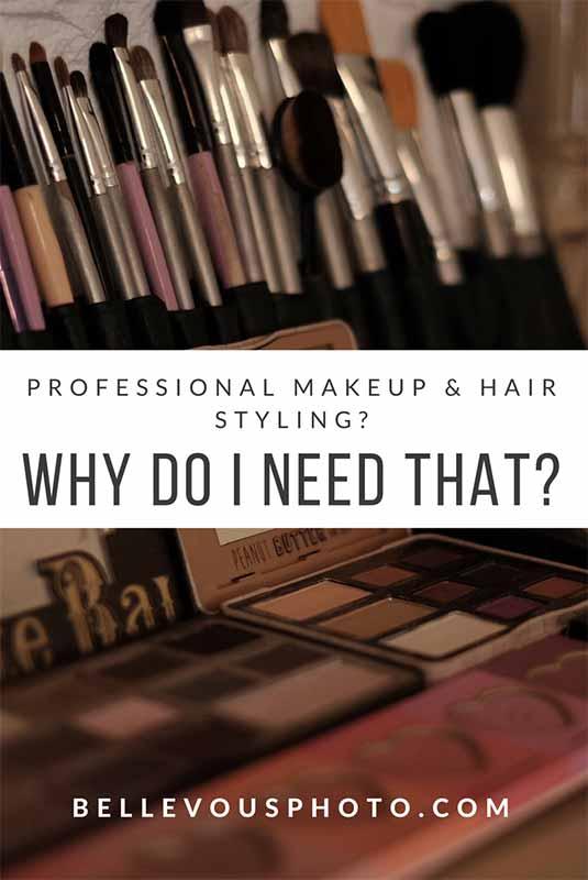 Professional Makeup for Boudoir Photo Shoots