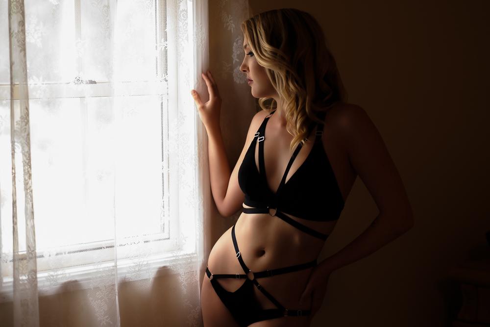 Brisbane natural light boudoir
