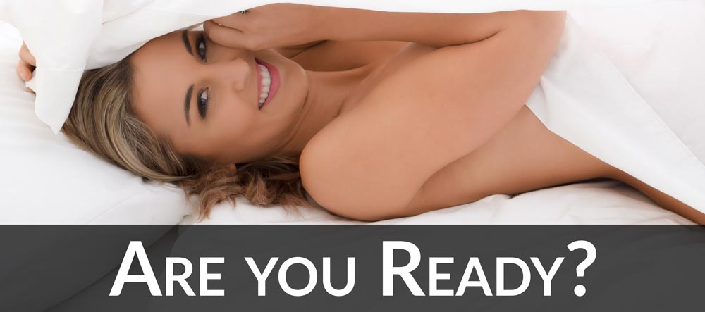 Are you ready book a boudoir shoot with Belle-Vous Photography and feel like a new woman?