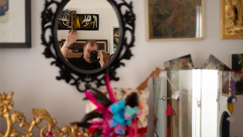 Brisbane's best boudoir photographer Matthew Hamm from Belle-Vous Photography